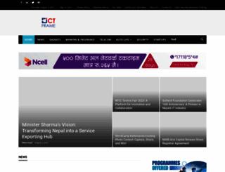 ictframe.com screenshot