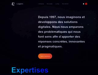 id-commerce.com screenshot