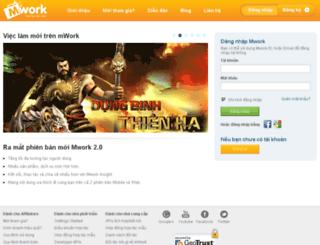 id.mwork.vn screenshot