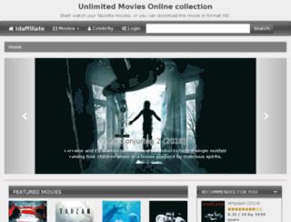 idaffiliate.com screenshot