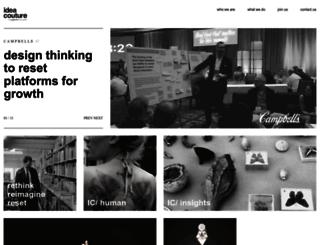 ideacouture.com screenshot