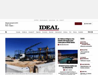 ideal.es screenshot