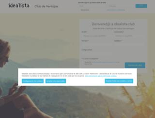 idealista.fidelizanet.com screenshot