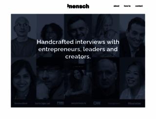 ideamensch.com screenshot