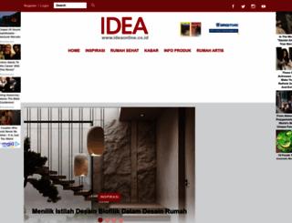 ideaonline.co.id screenshot