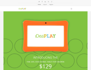 ideaplaykids.com screenshot