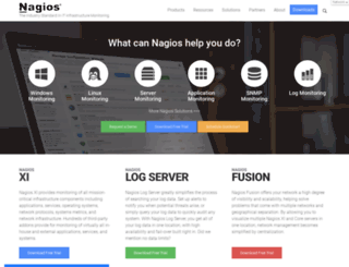 ideas.nagios.org screenshot