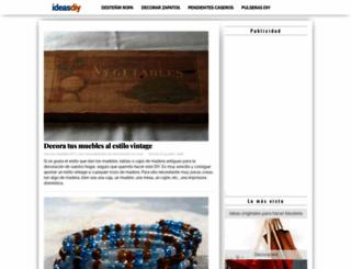 ideasdiy.com screenshot