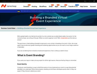 ideasforum.evolero.com screenshot