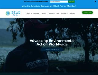 ideasforus.org screenshot