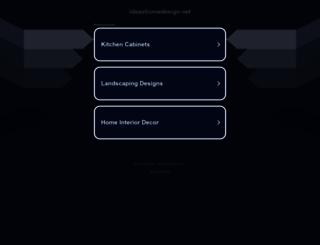 ideashomedesign.net screenshot