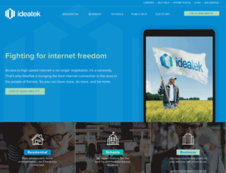 ideatek.com screenshot