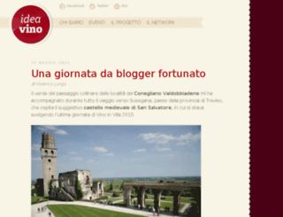ideavino.net screenshot