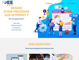 idee.com screenshot