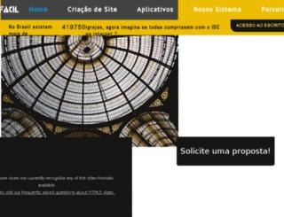 idefacil.com.br screenshot