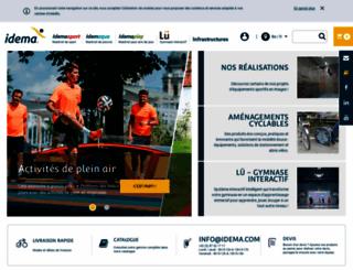 idemasport.com screenshot