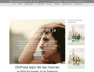 identidaddelserhumano.com screenshot