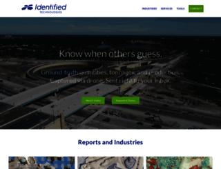 identifiedtech.com screenshot