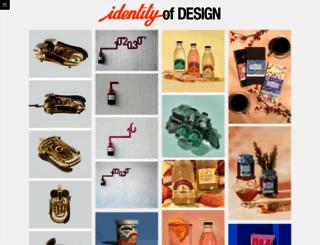 identity.nae-design.com screenshot