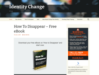 identitychange.net screenshot