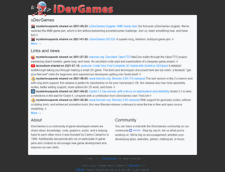 idevgames.com screenshot