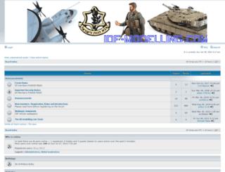 idf-modelling.com screenshot