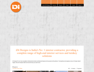 idi.net.in screenshot