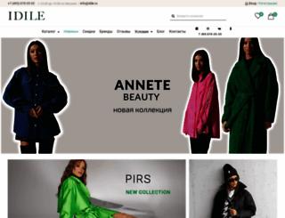 idile.ru screenshot