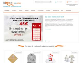 idkdo.fr screenshot