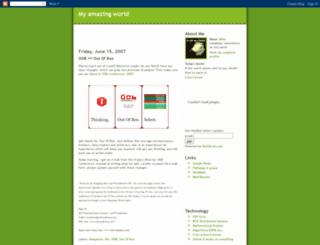 idlemindnactivesoul.blogspot.nl screenshot