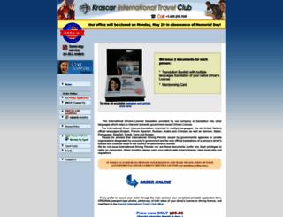 idlicense.com screenshot