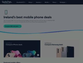 idmobile.ie screenshot