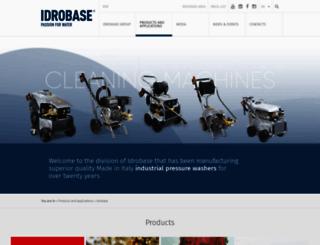 idrobase.com screenshot