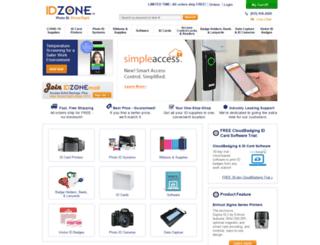 idzone.com screenshot