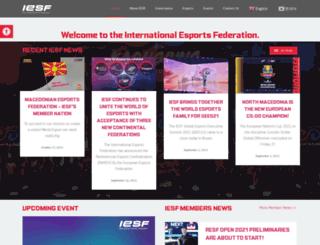 ie-sf.com screenshot