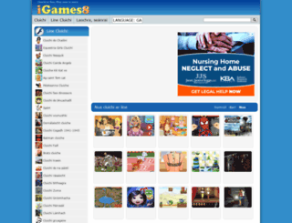 ie.igames8.com screenshot