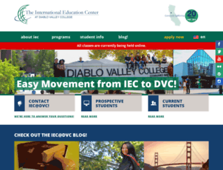 iec-dvc.edu screenshot