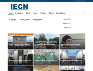 iecn.com screenshot