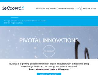 iecrowd.com screenshot