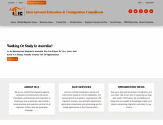 ieicindia.com screenshot