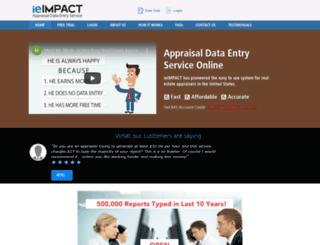 ieimpact.com screenshot