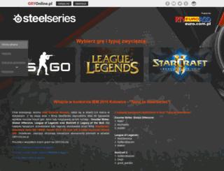 iem2016.gry-online.pl screenshot