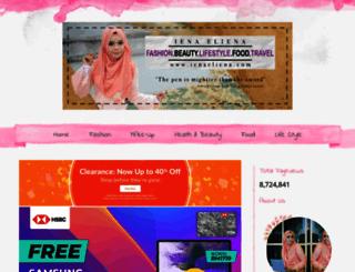 ienaeliena.com screenshot