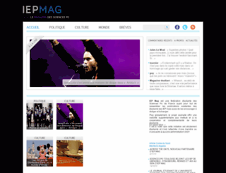 iepmag.com screenshot