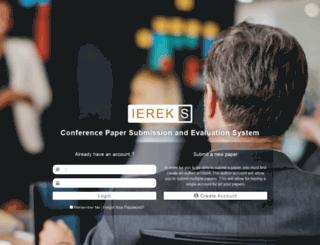 ierek.net screenshot