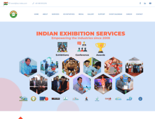 ies-india.com screenshot