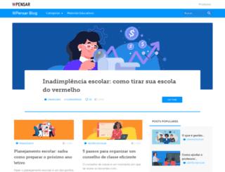 ietc.wpensar.com.br screenshot