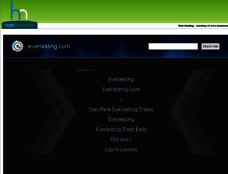 ieverlasting.com screenshot