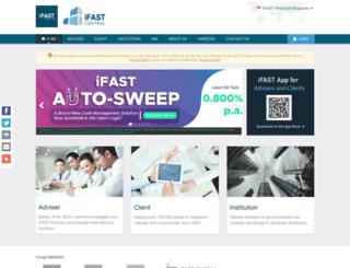 ifastnetwork.com screenshot