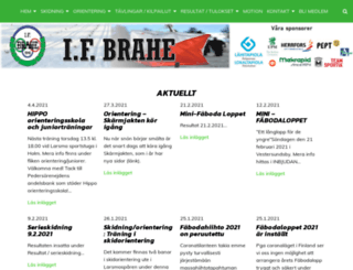 ifbrahe.fi screenshot